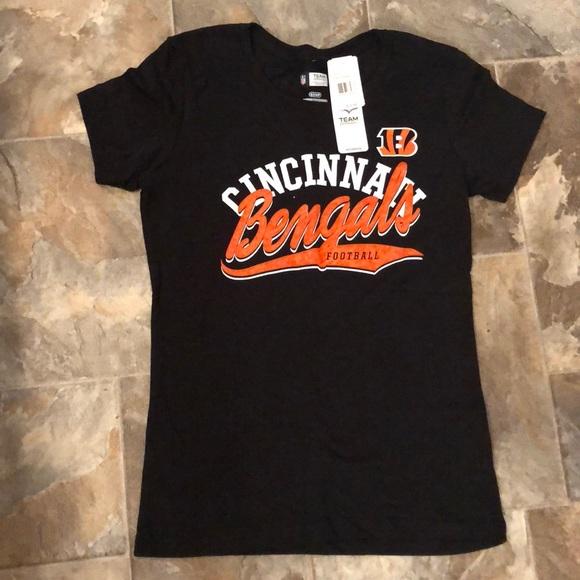 Cincinnati Bengals Women s Medium T-shirt ba90bb4f2